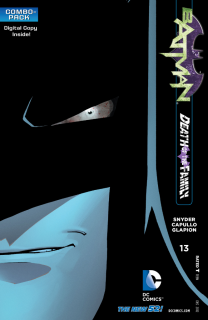 Cover - Batman #13 (Combo Pack Edition)