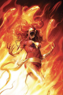 Cover - Jean Grey #1 (Unknown Comics Edition D)