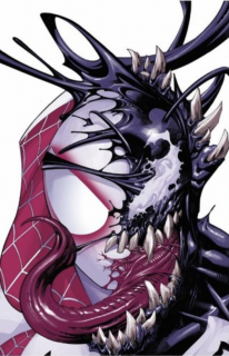 "Cover - Venomverse #1 (Stevens """"Virgin"""" Edition)"